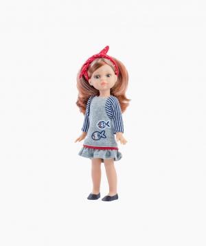 Paola Reina Doll Paola, 21 cm