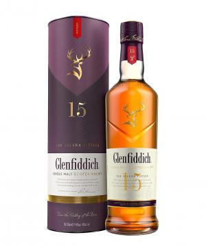 Վիսկի Glenfiddich 15 Years 0.7լ