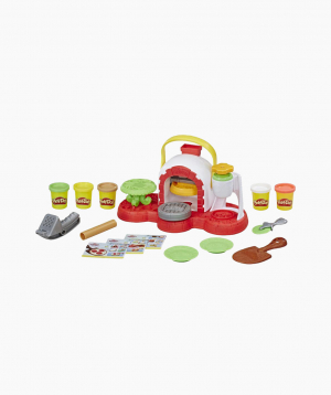 Hasbro Plasticine PLAY-DOH Stamp And Top Pizza