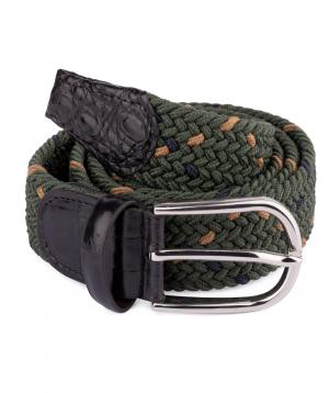 Belt `Monarch` for men №7