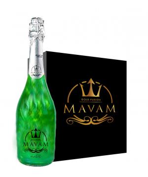 Sparkling wine `Mavam Magic` 750 ml
