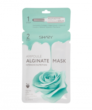 """Fabric mask """"Shary"""" Intensive nutrition"""