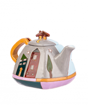 "Teapot ""Nuard Ceramics"" City №1"