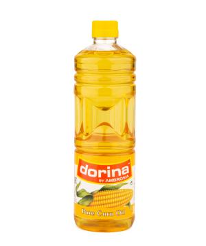 Corn oil `Dorina` 1l