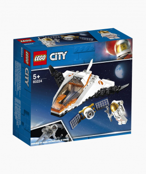 Lego City Կառուցողական Խաղ Արբանյակի Վերանորոգման Միսիան