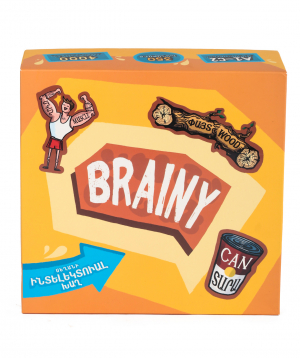 Խաղ «Brainy»