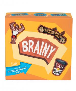 """Game """"Brainy"""""""