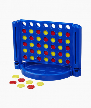Hasbro Board Game CONNECT 4 GRAB AND GO