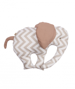 "Pillow - toy ""Darchin"" elephant"