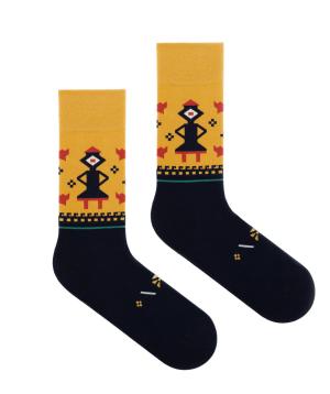 """Socks """"Flying Feet"""" Aghbak"""