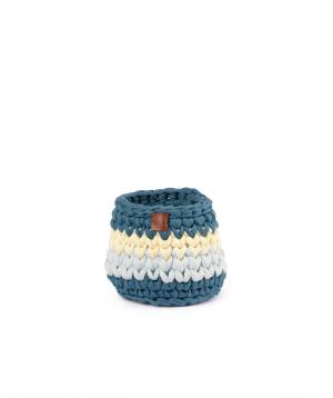 """Basket """"Ro Handmade"""" handmade, cotton №8"""