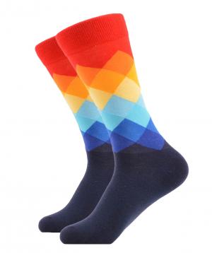 """Գուլպաներ """"Zeal Socks"""" Գունավոր"""