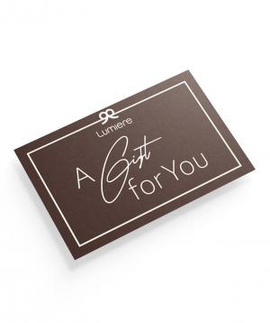 "Gift card ""Lumiere Optics"" 30,000"