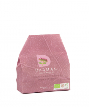 """Tea """"Darman organic herbal tea"""" organic, oregano"""