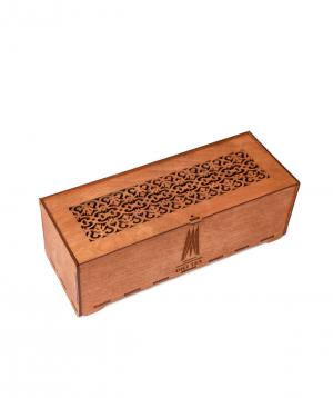 "Tea ""Dilli Tea"" in a wooden box №6"