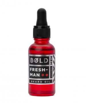 """Oil """"Bold Man"""" Freshman for beard"""