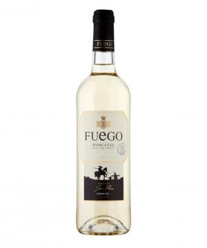 Գինի «Fuego Moscatel» սպիտակ, կիսաքաղցր 750մլ