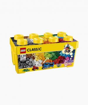 Lego Classic Կառուցողական Խաղ Ստեղծագործելու Հավաքածու. Միջին Չափ