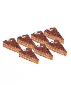 Pastry `Parma` mikado 7 pieces