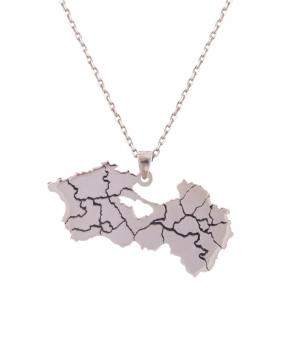 Necklace `Silverist` Armenia