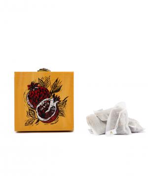 "Tea ""Dilli Tea"" in a wooden box №5"