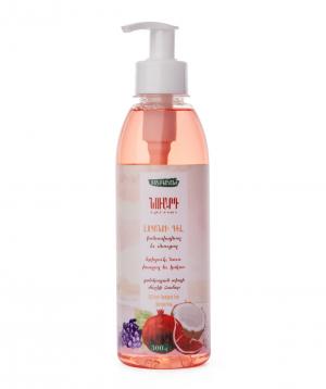 Shower gel `Nuard` moisturizing and nourishing, 300 ml