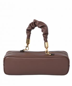 Պայուսակ «Anna Mirzoyan» Brown Box Bag