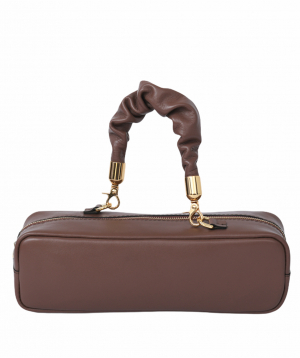 "Bag ""Anna Mirzoyan"" Brown Box Bag"