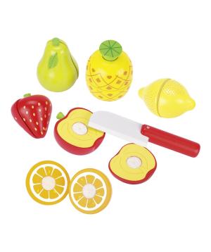 Խաղալիք «Goki Toys» մրգեր ինքնակպչունի վրա