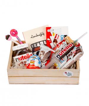Gift box `Nutella`