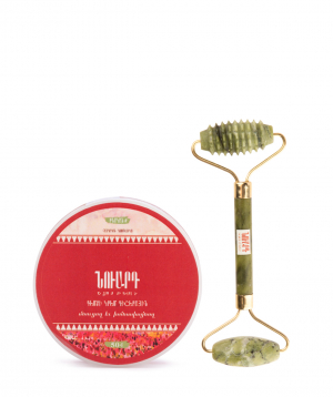 Collection `Nuard` cream and roller