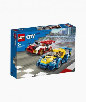 Lego City Կառուցողական Խաղ «Մրցարշավային ավտոմեքենաներ»
