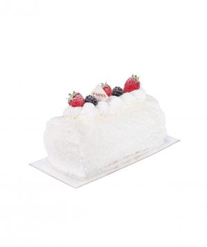 "Roll-Cake ""Coconut"""