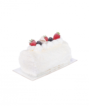 Roll-Cake `Coconut`