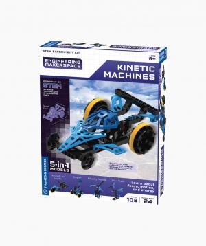 THAMES & KOSMOS Constructor Kinetic Machines