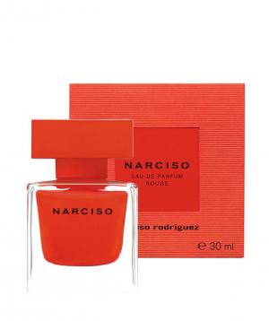 Perfume `Narciso Rodriguez Rouge` Eau De Parfum 30 ml