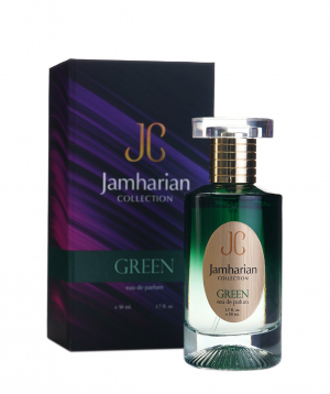 "Perfume ""Jamharian Collection Green"""