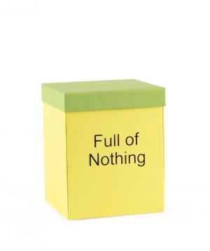 Humor box `EM Flowers` nothing