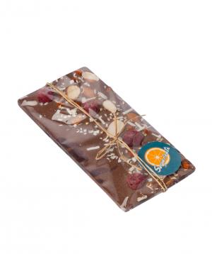 Շոկոլադ «Saryaneats» չորամրգերով և ընդեղենով №13