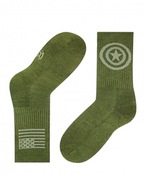 """Socks """"Zeal Socks"""" Captain America"""