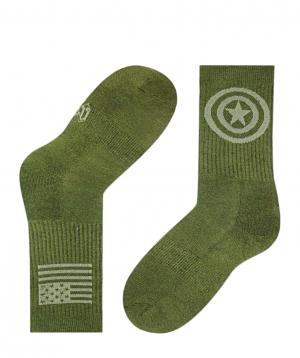 Գուլպաներ «Zeal Socks» Captain America