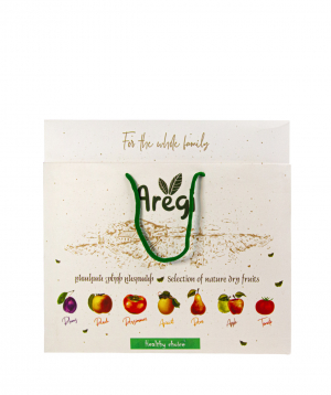 Selection dried fruits `Aregi`
