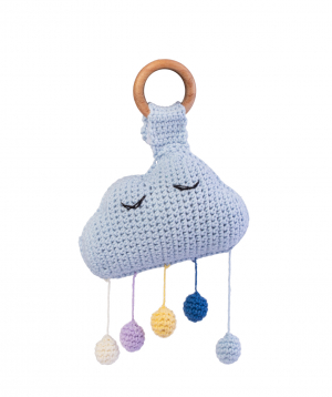 """Teether """"Crafts by Ro"""" cloud №1"""