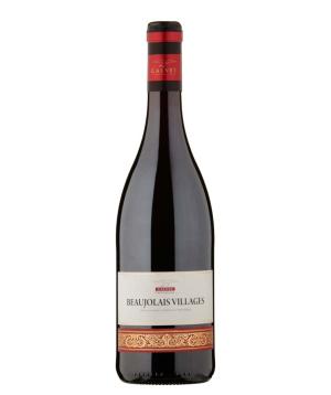Գինի «Calvet Beaujolais Villages» կարմիր, չոր 750 մլ