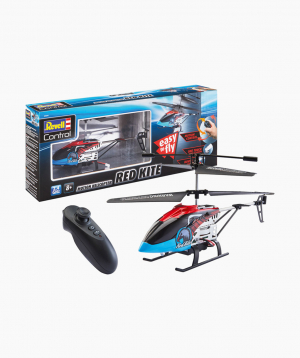 Revell Remote Control Helicopter Red Kite