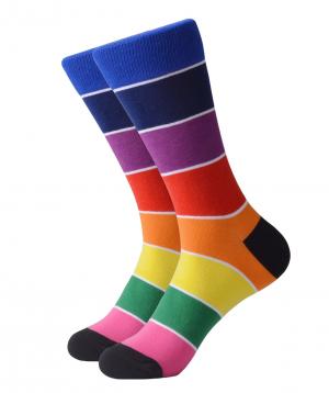 "Socks ""Zeal Socks"" colors №3"