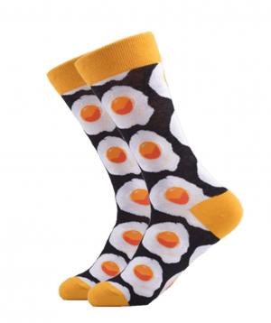"""Socks """"Zeal Socks"""" omelette"""