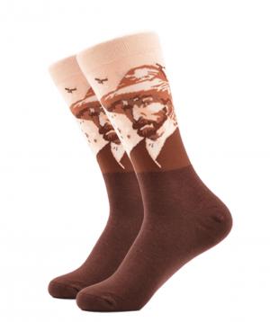 Գուլպաներ «Zeal Socks» Վան Գոգ