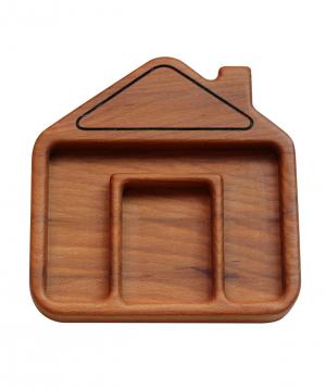 Էկո ափսե «WoodWide» տնակ