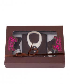 Շոկոլադե հավաքածու «Lara Chocolate» կլասիկ
